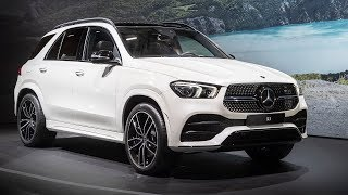 2018 Paris: World premiere of the new Mercedes-Benz GLE