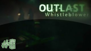 Outlast Whistleblower #6 - Electric fence