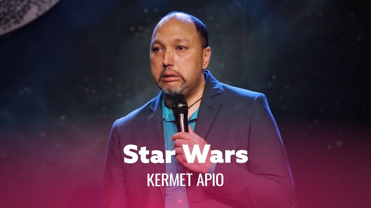 Star Wars Pick Up Lines Don't Work. Kermet Apio - Full Special