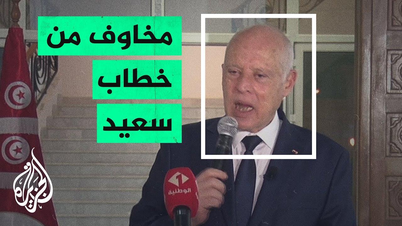 حركة النهضة: نرفض تقسيم التونسيين واحتقار المخالفين  - نشر قبل 3 ساعة