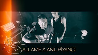 Repeat youtube video Anıl Piyancı & Allame - Yeşil Oda Cypher