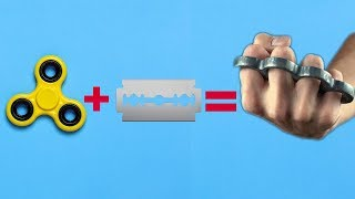 Make Your Own DIY Weapon For Self Defence (Easy)