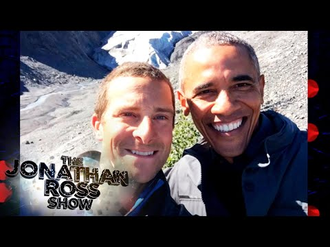 Bear Grylls On Hanging Out With Obama - Jonathan Ross Classic