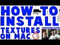 How To Install Texture / Resource Packs on Minecraft for MAC / Apple