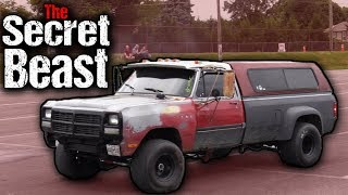 Imagine Farmtruck, Except as a Diesel 4x4! CUMMINS SUPER SLEEPER(, 2018-06-08T20:00:00.000Z)
