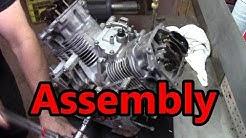 Kohler engine rebuild