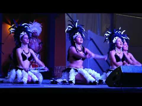 Chilean traditional Rapa Nui dance ( Part 10)