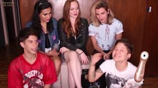 SeducemeMujer, Roxy Spiders y Los Jonas Vloggers prueban nuestros productos