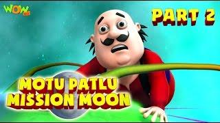 Motu Patlu Mission Moon Movie Part 2 Movie Mania 1 Movie Everyday Wowkidz