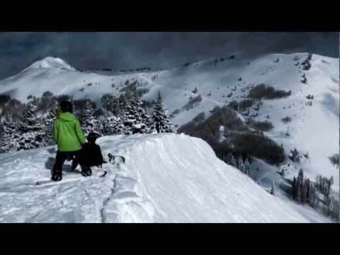First Contact (Snowboarding Film)