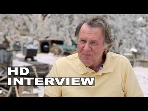 "The Lone Ranger: Tom Wilkinson - ""Cole"" On Set Interview"