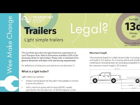 Tiny House Trailers Legalities — Wee Make Change | Tiny