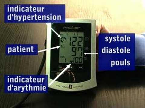 Tensiomètre Praxiline BPM-Atmos Upper Arm - Mediq - YouTube