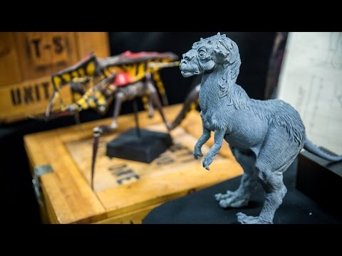 Phil Tippett's Film Props and Special Effects Legacy