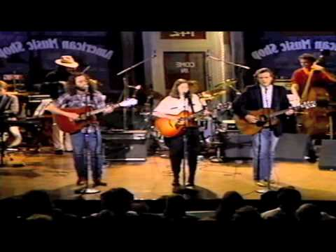 """Love at the Five and Dime"" Nanci Griffith - Mark O'Connor's American Music Shop"