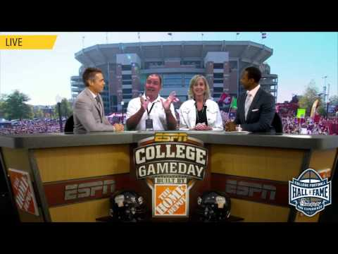 Home Depot Game Day set at College Football Hall of Fame