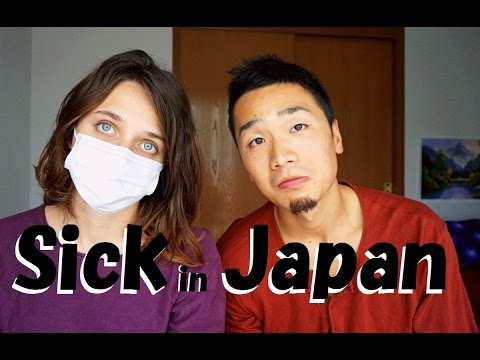 What to expect when you're sick in Japan