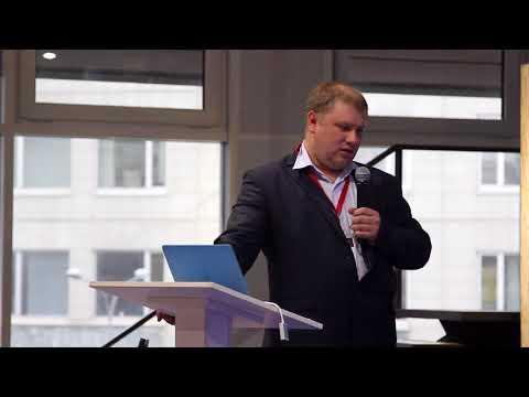 Выступление Алексея Доронина в рамках мероприятия CIS