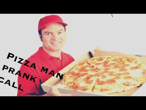Pizza Man Prank Call Sound Effect!