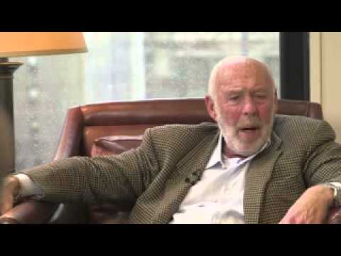 James Simons full length interview   Numberphile