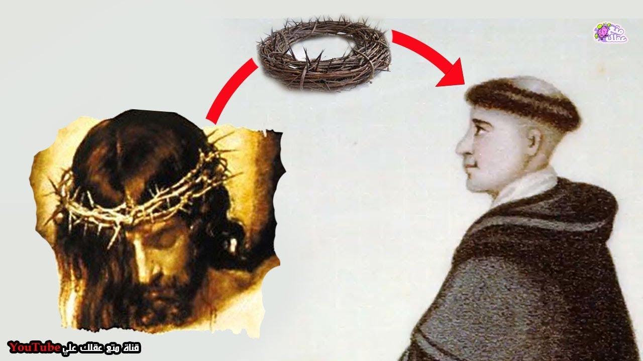 لماذا يحلق الرهبان شعرهم بطريقة غريبة ؟!