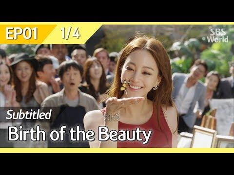 [CC/FULL] Birth of the Beauty EP01 (1/4) | 미녀의탄생