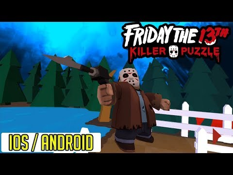 FRIDAY THE 13TH : KILLER PUZZLE - IOS / ANDROID GAMEPLAY