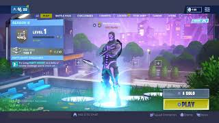 🔴FORTNITE OG PURPLE SKULL TROOPER ACCOUNT FOR TRADE LIVE🔴 (recherche de la lune de miel)