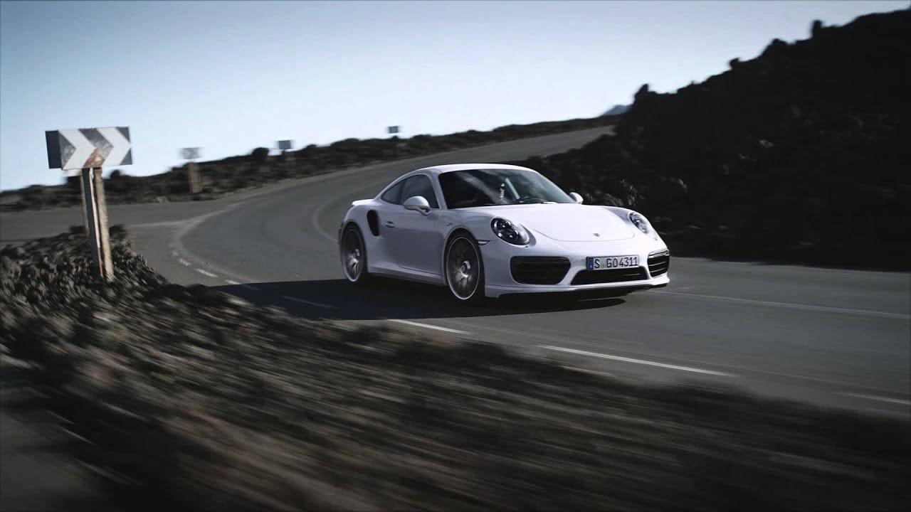 2016 porsche 911 turbo s facelift (991.2) - youtube