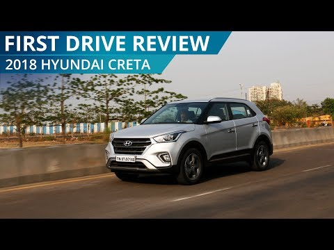 2018 Hyundai Creta Facelift | First Drive Review | CarWale