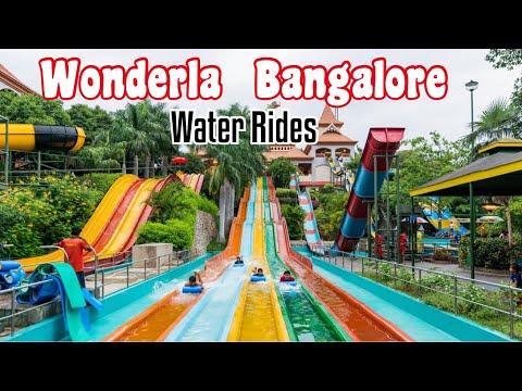 Wonderla Bangalore Water Rides