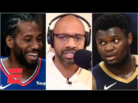 JWill on the Lakers vs. Clippers rivalry and Zion Williamson playing without restrictions   KJZ