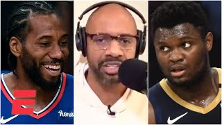 JWill on the <b>Lakers</b> vs. Clippers rivalry and Zion Williamson playing ...