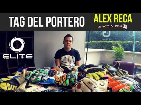 TAG DEL PORTERO - ALEX RECA (ELITE SPORT MEXICO & ARCO N ZERO)