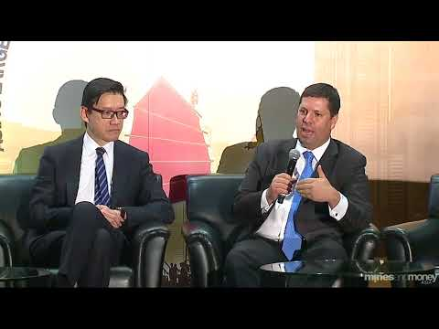 Mines and Money  Private Equity Panel Hon Kong, 2018
