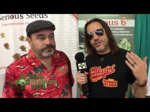 Hawaii Cannabis Expo 2017 - Danny Danko Interview