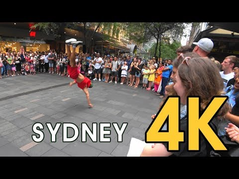 【4K SYDNEY AUSTRALIA】 Walking Trail Sydney's Fashion Centre Pitt Street Mall, Heart Of Sydney CBD(2)