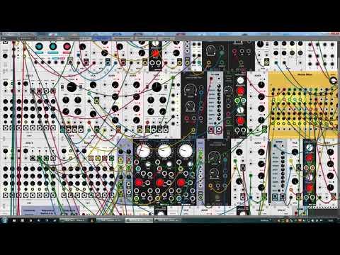 VCV Rack / OrbitalChords / Modular Jam / Synthikat