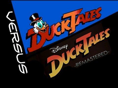 Versus - Duck Tales | 1989 vs. 2013