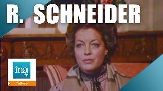 """Romy Schneider """"La passante du sans soucis"""" - Archive INA"""