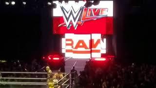 WWE Live Road To Wrestlemania (3/25/18) Buffalo N.Y.