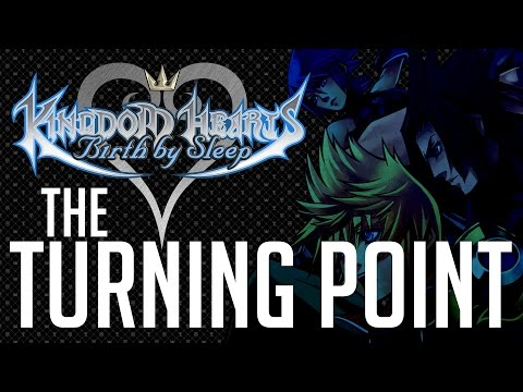 Kingdom Hearts: Birth by Sleep - The Turning Point