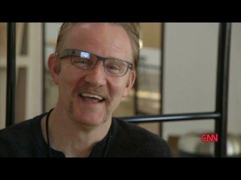 Morgan Spurlock Inside Man: Exploring Google Glass