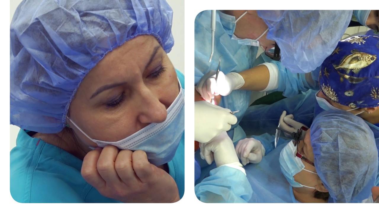 Practiculum Implantologii Sezon VIII B Sesja 5 zabieg 2