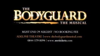 Theatrical Trailer with Alexandra Burke & Tristan Gemmill #TheBodyguardMusical