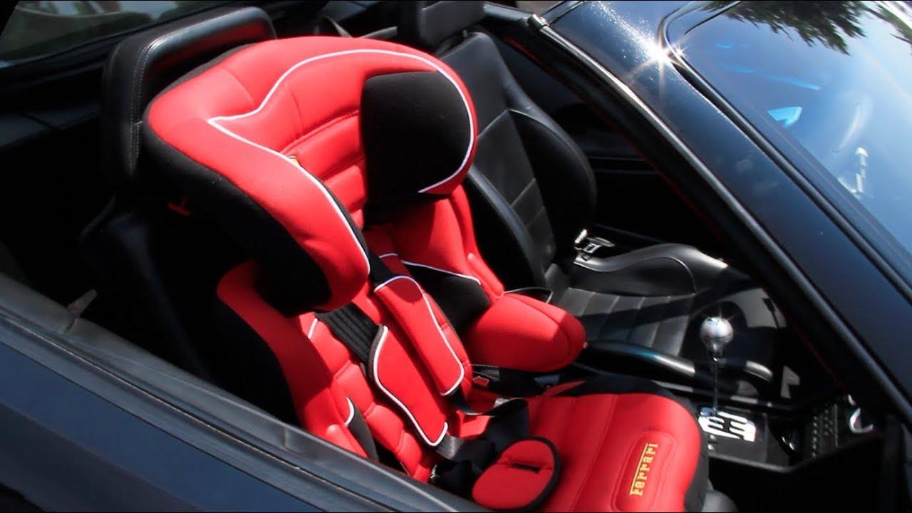 رش فك لتسريع Ferrari Car Seat Psidiagnosticins Com
