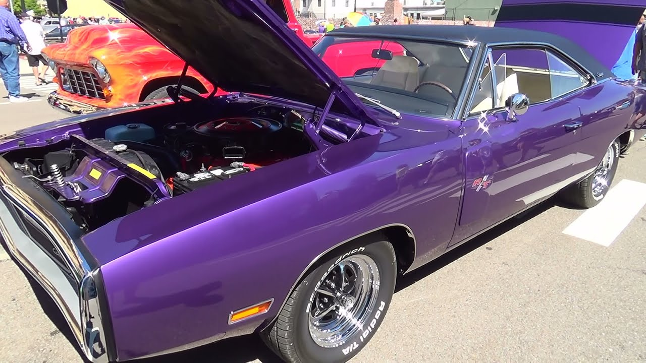 1970 DODGE CHARGER RT 440 MAGNUM