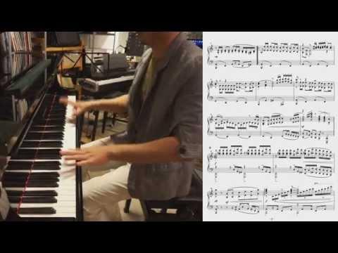 【チョイ難ピアノ⑦】ジュディオング「魅せられて」オクターブだらけ 楽譜付き