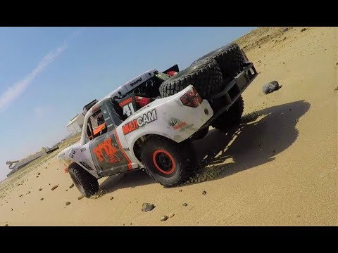 Traxxas UDR: Unlimited Desert Racer BASH Compilation