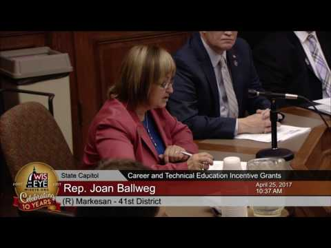 Morning Minute AB 192 - Career and Technical Education Incentive Grants